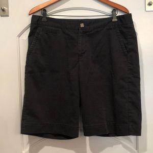 Dockers black long shorts. Size 14